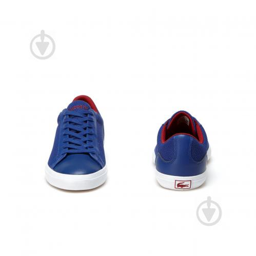 Кеды Lacoste 733CAM1034120 р. 9,5 синий - фото 5