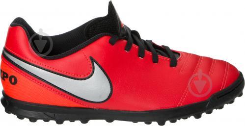 Футбольні бутси   Nike  Tiempo Rio III 819197-608   р. 5  червоний - фото 2