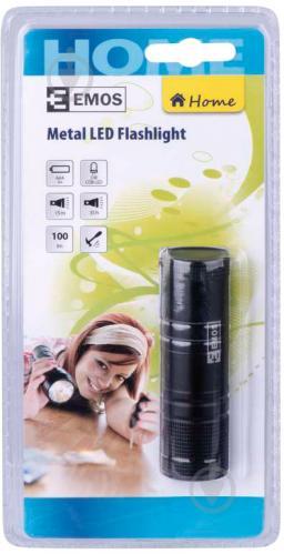 Світлодіодний ліхтарик Emos E3221 P3894 чорний - фото 6