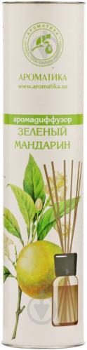 Аромадифузор для дому Ароматика Зелений мандарин 100 мл - фото 1