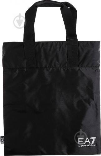 34b595e7 ᐉ Спортивная сумка EA7 275662-CC731-00020 черный • Купить в Киеве ...