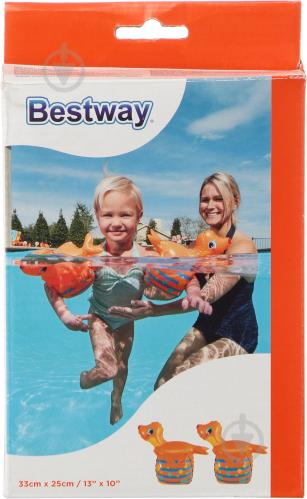 Нарукавники Bestway 32117 для плавання Морський котик - фото 2