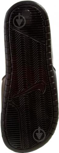 Шлепанцы Nike Benassi Jdi 343880-090 р. 13 черный - фото 6