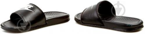 Шлепанцы Nike Benassi Jdi 343880-090 р. 13 черный - фото 2