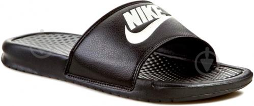 Шлепанцы Nike Benassi Jdi 343880-090 р. 13 черный