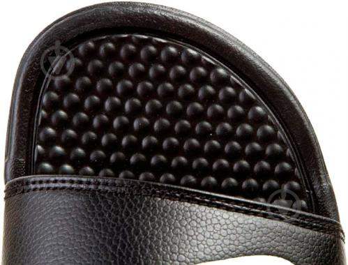 Шлепанцы Nike Benassi Jdi 343880-090 р. 13 черный - фото 4