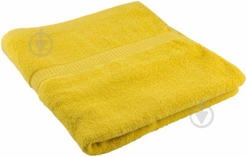 Полотенце Камелия 70x140 см желтый Lottie - фото 1