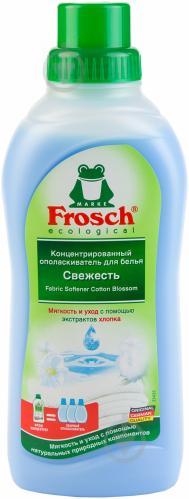 Кондиціонер для білизни Frosch Свіжість 0,75 л - фото 1