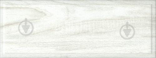 Плитка InterCerama Blanco серая светлая 15х40 181071 - фото 1
