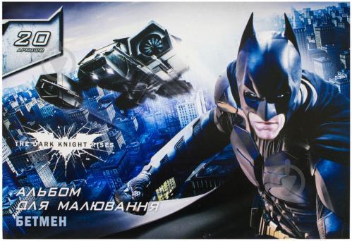 альбом для фотографий с batman