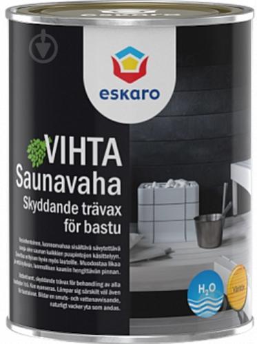 Пропитка Eskaro Saunavaha variton 0,45 л - фото 1