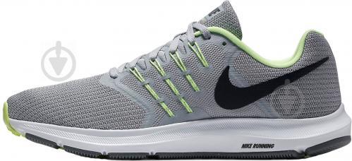 0345ef51 ᐉ Кроссовки Nike Run Swift 908989-008 р.9,5 серый • Купить в Киеве ...