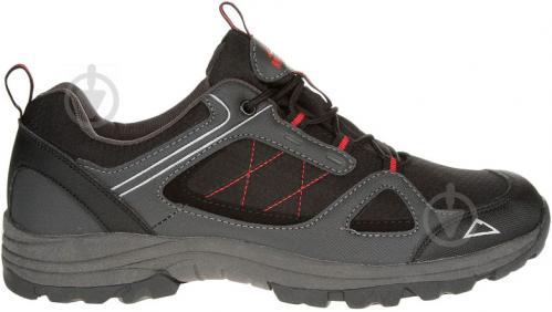 Кроссовки McKinley Maine AQB M 253350-900050 р. 44 черно-серо-красный