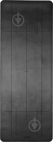 Килимок для йоги Casall 53104923 183,0 x 68,0 x 0,5 cm GRIP&CUSHION III CASALL