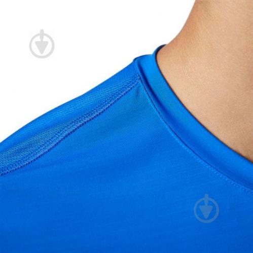 Футболка Reebok р. XL синий BQ3855 - фото 4