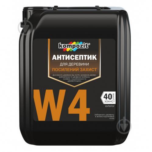 Антисептик Kompozit W4 не создает пленку 1 л - фото 1