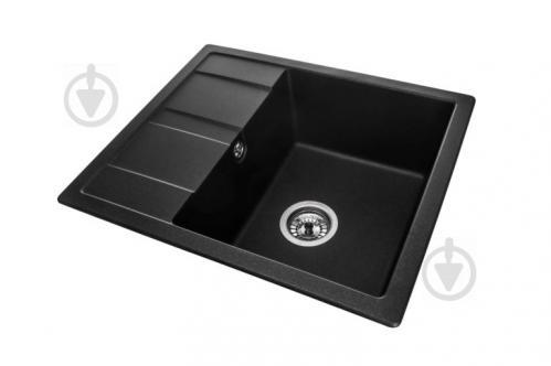 Мойка для кухни UP! (Underprice) Teta black - фото 1