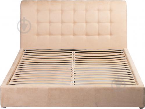 Кровать Embawood Coffe Time Caramel 160x200 см кремовый - фото 2