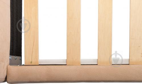 Кровать Embawood Coffe Time Caramel 160x200 см кремовый - фото 5