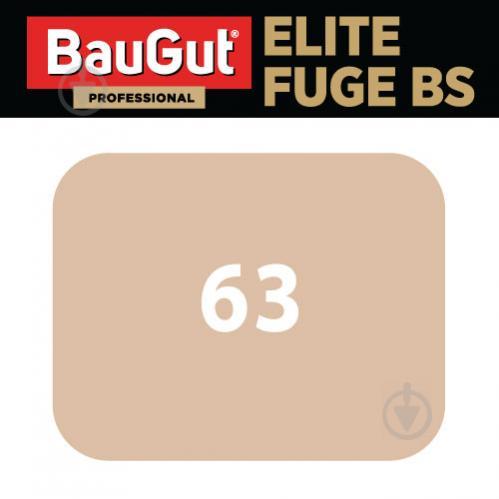 Фуга BauGut Elite BS 63 2 кг багама - фото 2