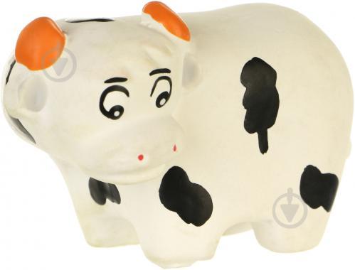 b72ef28b5b3bd ᐉ Игрушка для собак Papillon Корова латекс со звуком 8 см • Купить ...