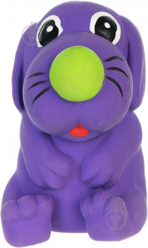 51113e4e1c49b ᐉ Игрушка для собак Papillon Собака со звуком 8х9,5 см • Купить в ...