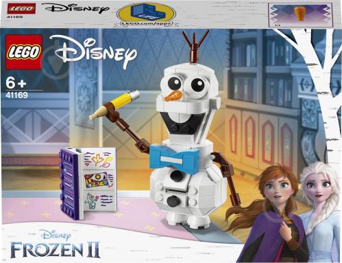 Конструктор LEGO Disney Frozen Олаф 41169 - фото 1