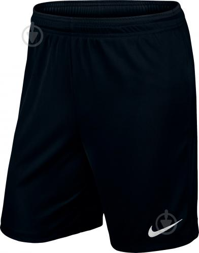 Шорты Nike YTH PARK II KNIT SHORT NB 725988-010 р. M черный