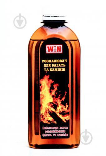 Разжигатель WIN для костров и каминов 1 л - фото 1