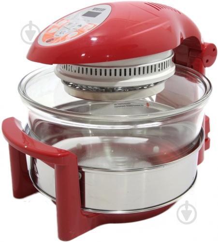 Аэрогриль Mystery MCO-1506 red