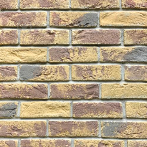Плитка бетонна пряма Живий камінь Шато 10 0,6 кв.м - фото 1