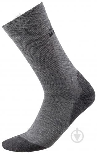 Шкарпетки McKinley Finn Crew р.36-38 267307-68603 сірий
