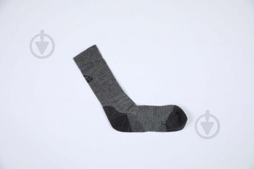 Шкарпетки McKinley Finn Crew р.36-38 267307-68603 сірий - фото 2