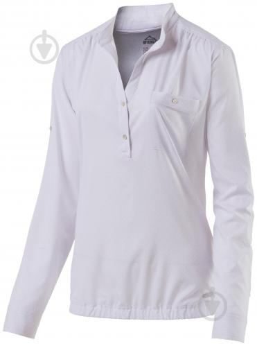 Рубашка McKinley Lyford wms 286079-901915 р. 40 белый - фото 1