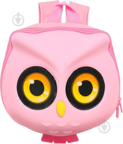 Рюкзак детский Supercute Сова розовый SF040-b - фото 1