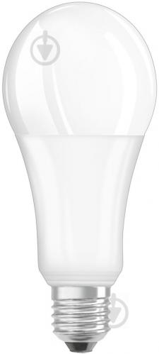 Лампа светодиодная Osram Parathom Classic 19 Вт A70 матовая E27 220 В 2700 К 4058075292536 - фото 1