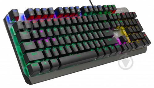 Клавіатура Aula Dawnguard USB (6948391234533) - фото 1