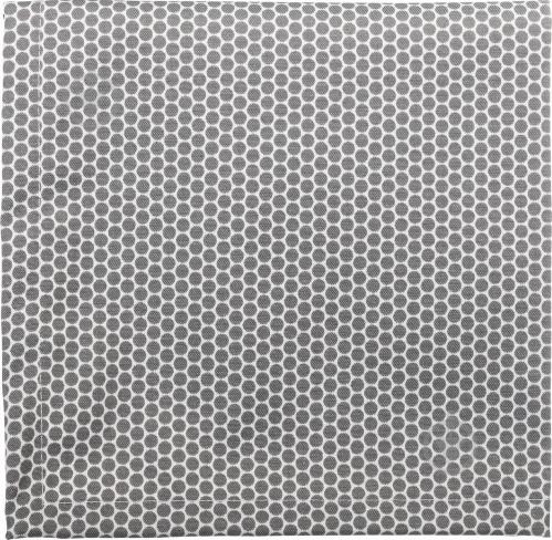 Серветка La Nuit Грета соти 40x40 см сірий - фото 2