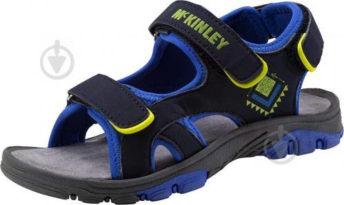 Сандали McKinley Tarriko III JR 232474-910519 р. 28 сине-салатовый