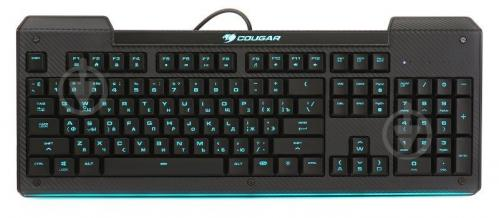 Клавиатура Cougar Aurora Black USB - фото 1
