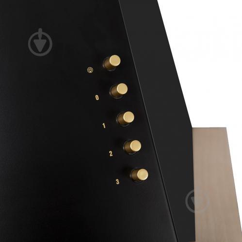 Витяжка Perfelli K 614 BLACK COUNTRY LED - фото 5