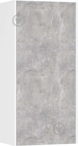 Шкаф верхний МС Идея Лофт В 50/105/31,6 бетон Грейд - фото 1