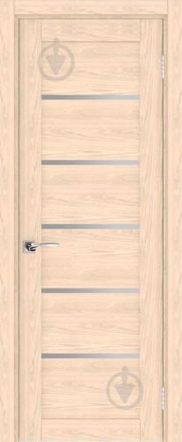 Дверне полотно Інтер'єрні двері ЕКО Легно-22 ПО 600 мм