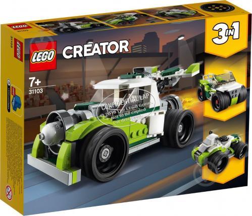 Конструктор LEGO Creator Турботрак 31103 - фото 1