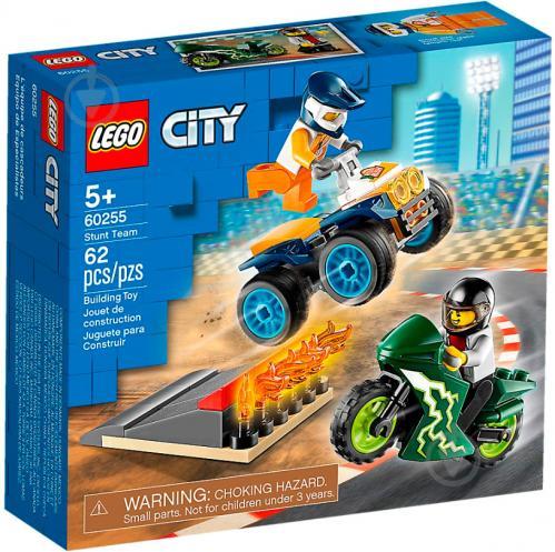 Конструктор LEGO City Каскадери 60255 - фото 1