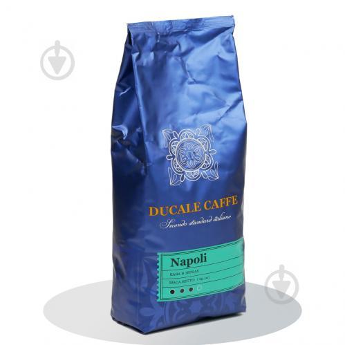 Кофе в зернах Gemini Ducale Napoli 1 кг (4820156431123) - фото 1