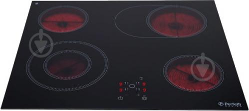 Варильна поверхня Perfelli Design HVC 6310 BL - фото 2