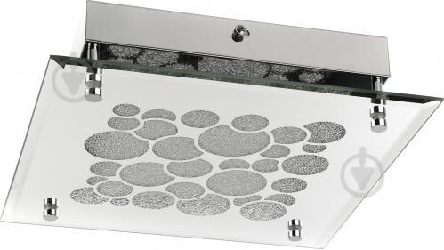 Світильник настінно-стельовий Victoria Lighting LED 18 Вт хром Dot-1/PL18