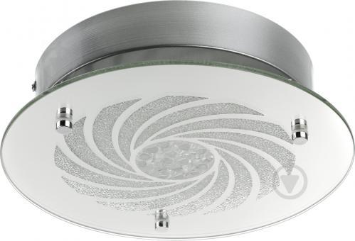 Світильник настінно-стельовий Victoria Lighting LED 12 Вт хром Path-2/PL12