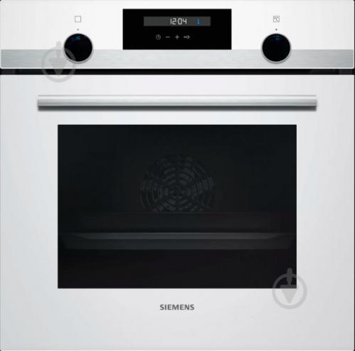 Духовой шкаф Siemens HB557JYW0T - фото 1